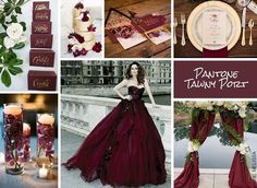 Image result for tawny port wedding