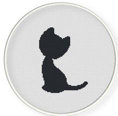 Buy 4 get 1 free Cross stitch pattern CrossStitch by danceneedle, $4.00