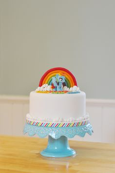 Yvonne Chan Cakes | My Little Pony Cake