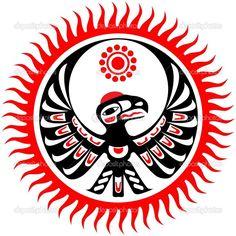 """Southwestern images of Hopi Indians Cachina Dolls """"Thunderbirds"""" - Google Search"""