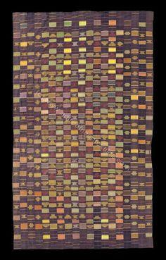 (via Welcome to Adire African Textiles Ewe Kente Gallery)