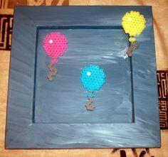Ballons in hama beads