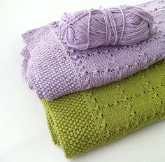 Holding Hands Baby Blanket pattern by Yasemin Ersoy