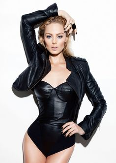 """Laura Vandervoort, on the cover & featured in the January 2014 edition of """"Fashion Faces"""" magazine. Page 154 Laura Vandervoort, Smallville, Celebrity Beauty, Celebrity Photos, Beautiful Celebrities, Beautiful People, Beautiful Ladies, Beautiful Actresses, Elsa Pataky"""