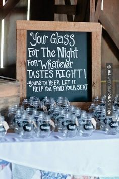 Wow - so clever! | CHECK OUT MORE IDEAS AT WEDDINGPINS.NET | #weddings #weddingplanning #coolideas #events #forweddings #weddingplaces #romance #beauty #planners #weddingdestinations #travel #romanticplaces #eventplanners #weddingdress #weddingcake #brides #grooms #weddinginvitations