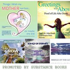 Substance Books - Online Book Publicity Services represents Memoirs, Inspirational and Spiritual titles. Introduce us to yours: http://www.onlinebookpublicity.com/bookpromotion.html