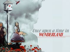 #ouatiw Once upon a time in wonderland