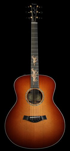 2011 TAYLOR BTO Grand Symphony Indian Rosewood/Red Cedar Acoustic Guitar | The Music Zoo