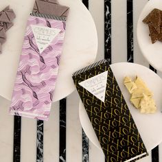 Compartes Kelly Wearstler LAVENDER CHOCOLATE BAR - Chocolate Bar - Compartes Chocolatier Gourmet Chocolate