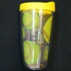 Softball Tumbler