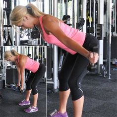 The Best Workout for Back Fat: T Raises - Back Workout: 6 Moves to Blast Annoying Bra Bulge - Shape Magazine - Page 2