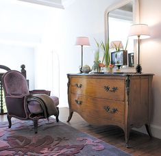 Pompadour Louis XV Curved 2-Drawer Chest - Superior cabinet making from the Pompadour collection make this chest seem part of family history. Such stylish sophistication extends to the complete collection. https://www.domo.com.au/product/pompadour-chest/