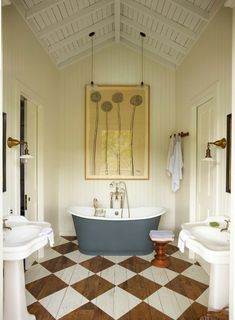 House Tour Historic Beauty In Mill Valley Bathroom Decor