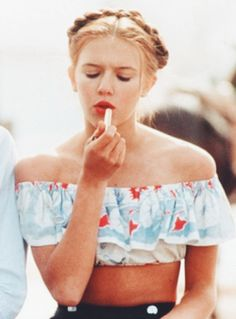 Lolita, frilly crop tops and braids #SALSITinspo #fashionfilm
