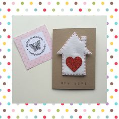 A personal favourite from my Etsy shop https://www.etsy.com/uk/listing/275040668/new-home-card-house-magnet-new