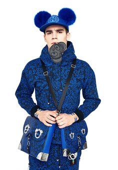 Ryan Lawton | Nicopanda World AW16 | Photographed by Boru O'Brien | Styled by NICOLA FORMICHETTI (OFFICIAL)