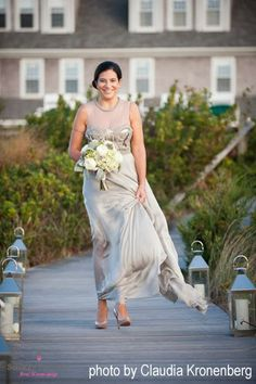We're back again with more Bridesmaid Inspiration! Visit the blog: http://blog.soireefloral.com/2014/02/whats-your-style-bridesmaids-dresses.html #soireefloral #bridesmaid #dress #nantucket #weddings  #claudiakronenberg