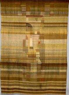 Stolzl Tapestry bauhaus moma