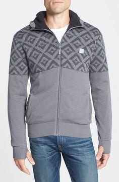 Bench 'Gripper' Zip Up Sweater Hoodie