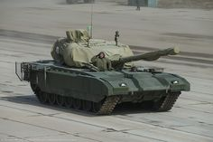 Новый танк Т-14 на платформе Армата