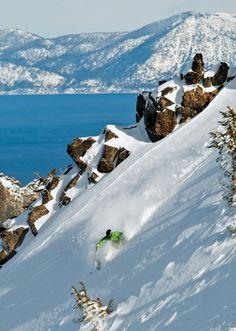 Skiing Alpine Meadows in North Lake Tahoe. https://www.kidandcoe.com/city-scout/lake-tahoe