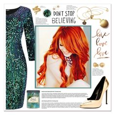 """""""mermaid style"""" by nellylein ❤ liked on Polyvore featuring Alex and Ani, Mosser Glass, Yves Saint Laurent, Bling Jewelry, Jennifer Behr and mermaidstyle"""