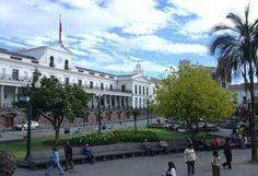 Palacio de Gobierno-Quito, Ecuador  (Presidents house)