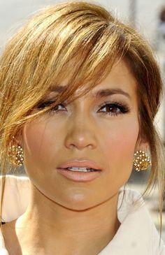 #JenniferLopez #JLo #makeup #beauty #face #celeb
