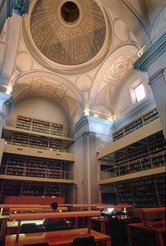 Biblioteca de Humanidades (Convento de los Trinitarios), Universidad de Alcalá de Henares
