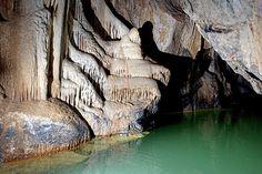 Punkevní jeskyně cave, Czech Republic