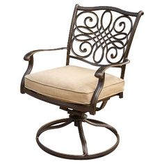 classic ravenna round patio table chair set cover products