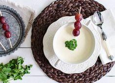 Ajoblanco malagueño para #Mycook http://www.mycook.es/cocina/receta/ajoblanco-malagueno