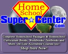 LOVE LOVE this website!!! Great website for homeschool curriculum, has Christian and secular curriculum