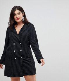 0bae6351a16 7 Best Plus Size Tuxedo Dresses images