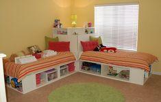 Storage Beds for Kids Design | Kids Bedroom Ideas | Home Interiors