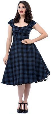 BlueBerryHillFashions: Plus Size Rockabilly Dresses for Less ...