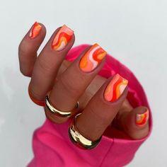 Plaid Nails, Swag Nails, Cute Acrylic Nails, Gel Nails, Shellac Nail Colors, Shellac Nail Designs, Pastel Nails, Acrylic Nail Designs, Manicures