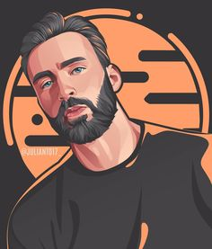 How to make a vector portrait in Adobe illustrator Portrait Vector, Portrait Cartoon, Cartoon Drawings, Cartoon Art, Art Drawings, Graphic Design Illustration, Illustration Art, Illustrations, Photo Portrait