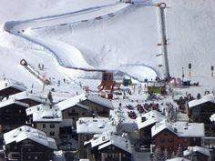 Neve, neve e ancora neve a Livigno