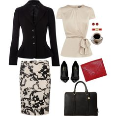 """""""Corporate Culture"""" by gerigaskill on Polyvore"""