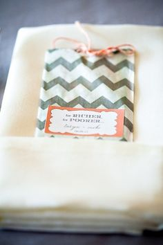 "Wedding Favors ~ Scratch Off Tickets in a pouch ""For Richer or Poorer"""