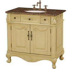 sink/cabinet for bathroom Country Bathroom Vanities, Bath Vanities, Modern Bathroom, Bathroom Ideas, Bath Ideas, Vanity Shelves, Design Palette, Vanity Design, Bath Remodel