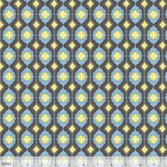 Ana Davis for Blend, Born Wild, Old Oak Blue, Fabricworm brings you the best in modern fabric! Textile Patterns, Textile Design, Print Patterns, Sewing Patterns, I Wallpaper, Pattern Wallpaper, Modern Fabric, Prints, Blue