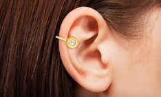 Acupoint earrings for weight loss!  Kai-Tak Accupressure Weight-Loss Earring Deal of the Day   Groupon