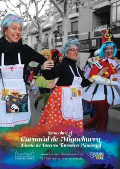 Carnival, Tourism, Cities, Party