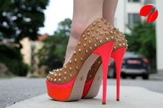 scarpe tacco, #shoes, tacco donna, tacchi alti, #shoes, scarpe borchie