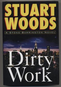 Love love love Stuart Woods books!