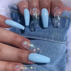 Nail designs or nail art is a very simple concept - designs or art that is used to decorate the finger or toe… in 2020 Light Pink Acrylic Nails, Acrylic Nail Designs Coffin, French Tip Acrylic Nails, Short Square Acrylic Nails, Purple Acrylic Nails, Acrylic Nails Coffin Short, French Nails, Clear Nail Designs, French Manicure Designs