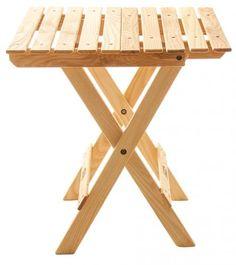 Blue Ridge Folding Side Table