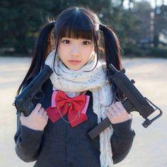 Deadly sweet Cool Girl, Cute Girls, Desu Desu, School Girl Japan, News Track, Dance Music, Plaid Scarf, Otaku, How To Look Better